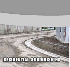 Residential Subdivisions